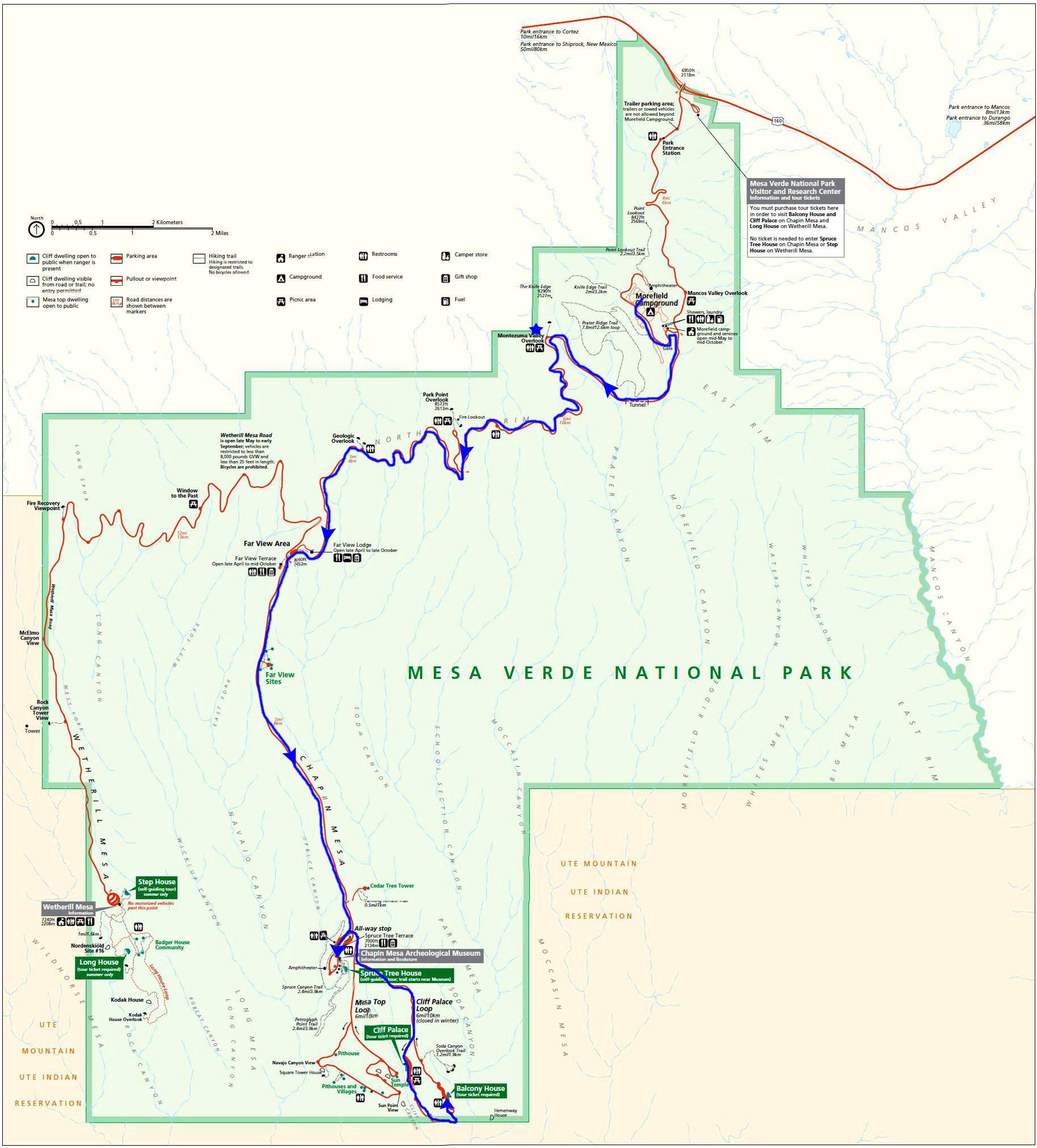 19930624 Mesa VerdeLake PowellCapitol Reef