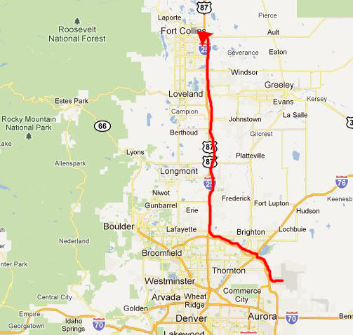 20030106 A Business Trip To Colorado Springs